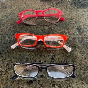 For fun easy reader glasses